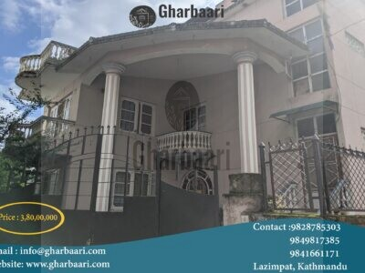Buddhanagar House On Sale