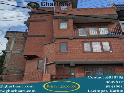 Chyasal House On Sale